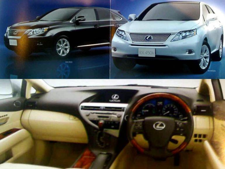 lexus rx 400 reviews