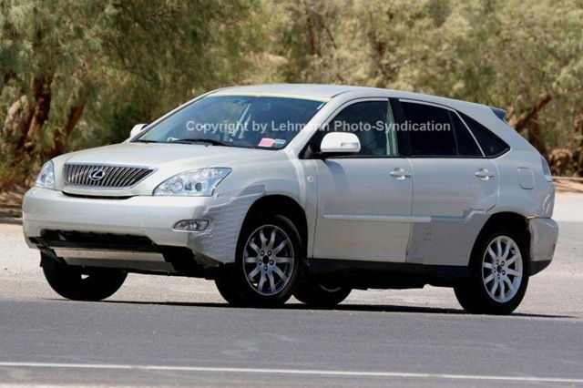lexus rx350 user manual