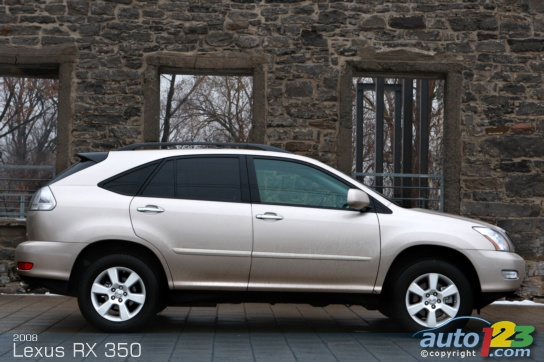 used lexus rx 350 in nj