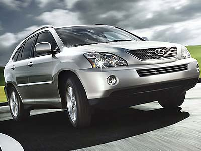 regular gas on 2007 lexus rx350